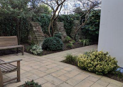 Quaker House Garden